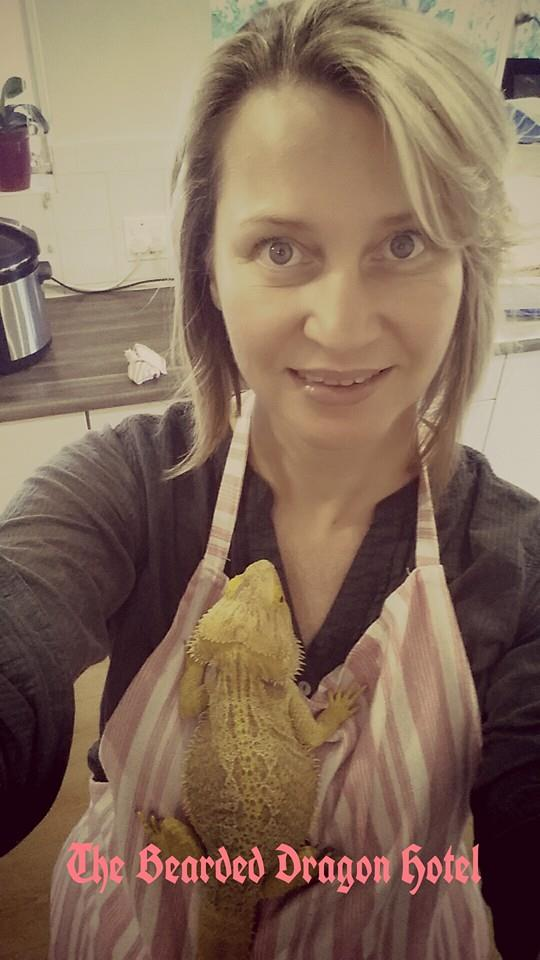 Bearded Dragons, colour and Access tools at Divine Space