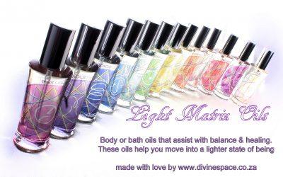 The Light Matrix Oils
